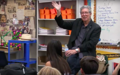 RHS alumnus, author shares advice with students