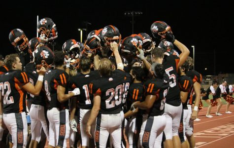 Roseville Tigers shut out Bear Creek HS in first home game of the season
