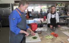 New culinary teacher adds new flavor to program