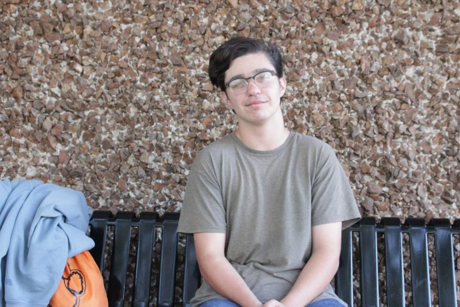 HUMANS OF RHS: Thomas Velez