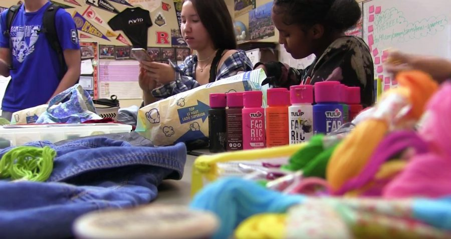 New thrift club strings together sustainability efforts through teen interest