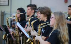 Band claims first in all categories at competition