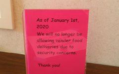 BRIEF: RHS bans Doordash deliveries
