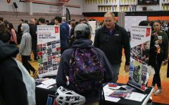 Students explore career opportunities at fourth annual career fair