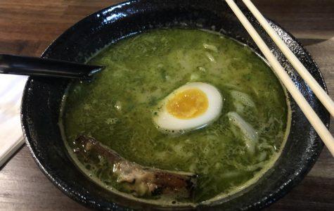 Fukumi Ramen: fresh interpretation of Japanese cuisine