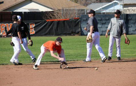 Freshman baseball players left without a season